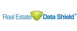 Real Estate Data Shield Logo