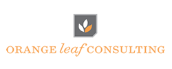 Orange Leaf Consulting Logo