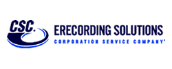 CSC Erecording Solutions Logo
